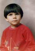 Eric Artz à 6 ans